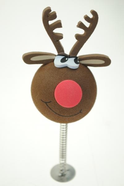 Aerial Ball Christmas Rudolf