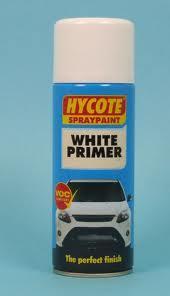 Hycote white primer