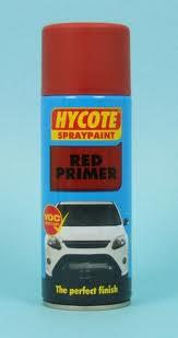 Hycote red primer