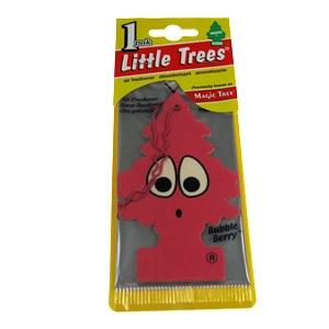 Little Tree Bubble Berry air freshener