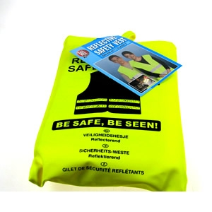 all ride reflective safety vest