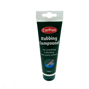 carplan rubbing compound