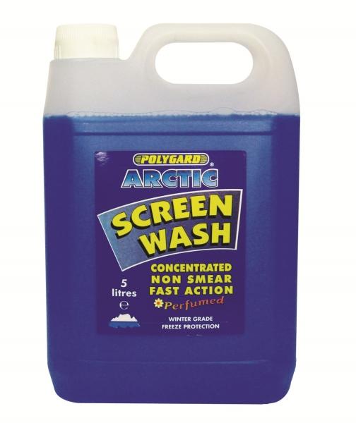 Polyguard Screen Wash