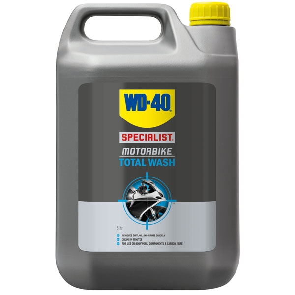 WD-40 Toal Wash