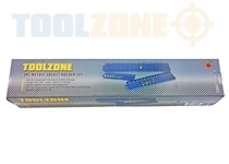 Toolzone 3Pc Abs Plastic Socket Holder Sets