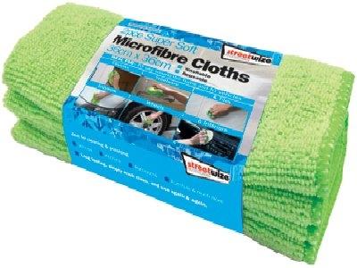 MicroFibre Cloths 2pc