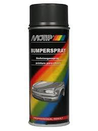 Motip Bumper paint matt black