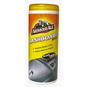 armorall dashboard wipes gloss finish