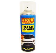 hycote clear lacquer