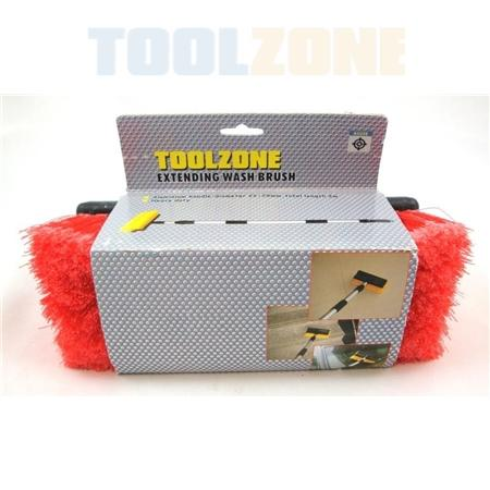 toolzone telescopic wash brush