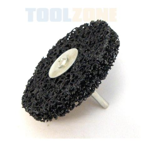 toolzone 100mm rust and paint remover