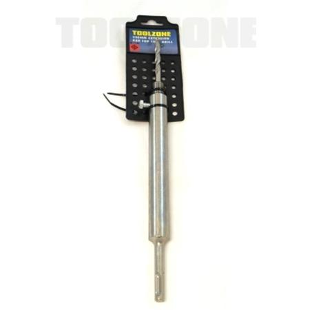 toolzone 250mm extension core drill