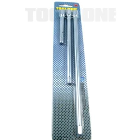 toolzone 3pc extension bars