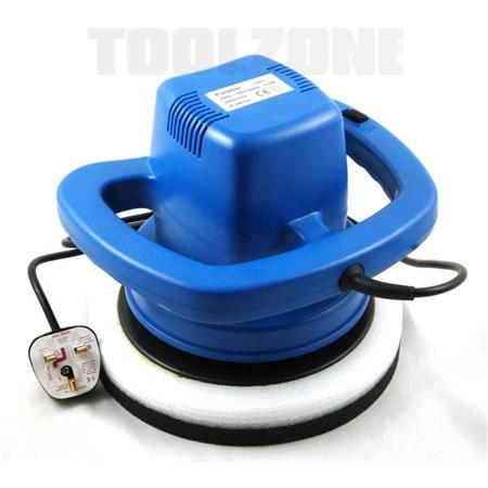 toolzone two hand car polisher