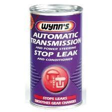 wynns automatic transmission stop leak